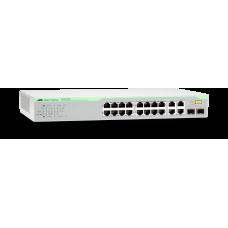FS750/20 - 20 Port Fast Ethernet WebSmart Switch