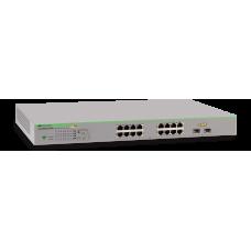 GS950/16PS - 16 Port Gigabit PoE+ WebSmart Switch