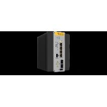 IE200-6GP - 6 Port Gigabit PoE+ Layer 2 Industrial Switch
