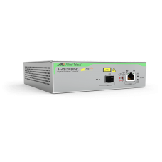 PC2000/SP - SFP PoE+ Fibre Media Converter